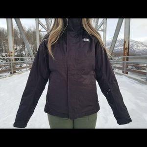 Black Northface Jacket M